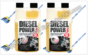 Diesel Power Plus Double Pack