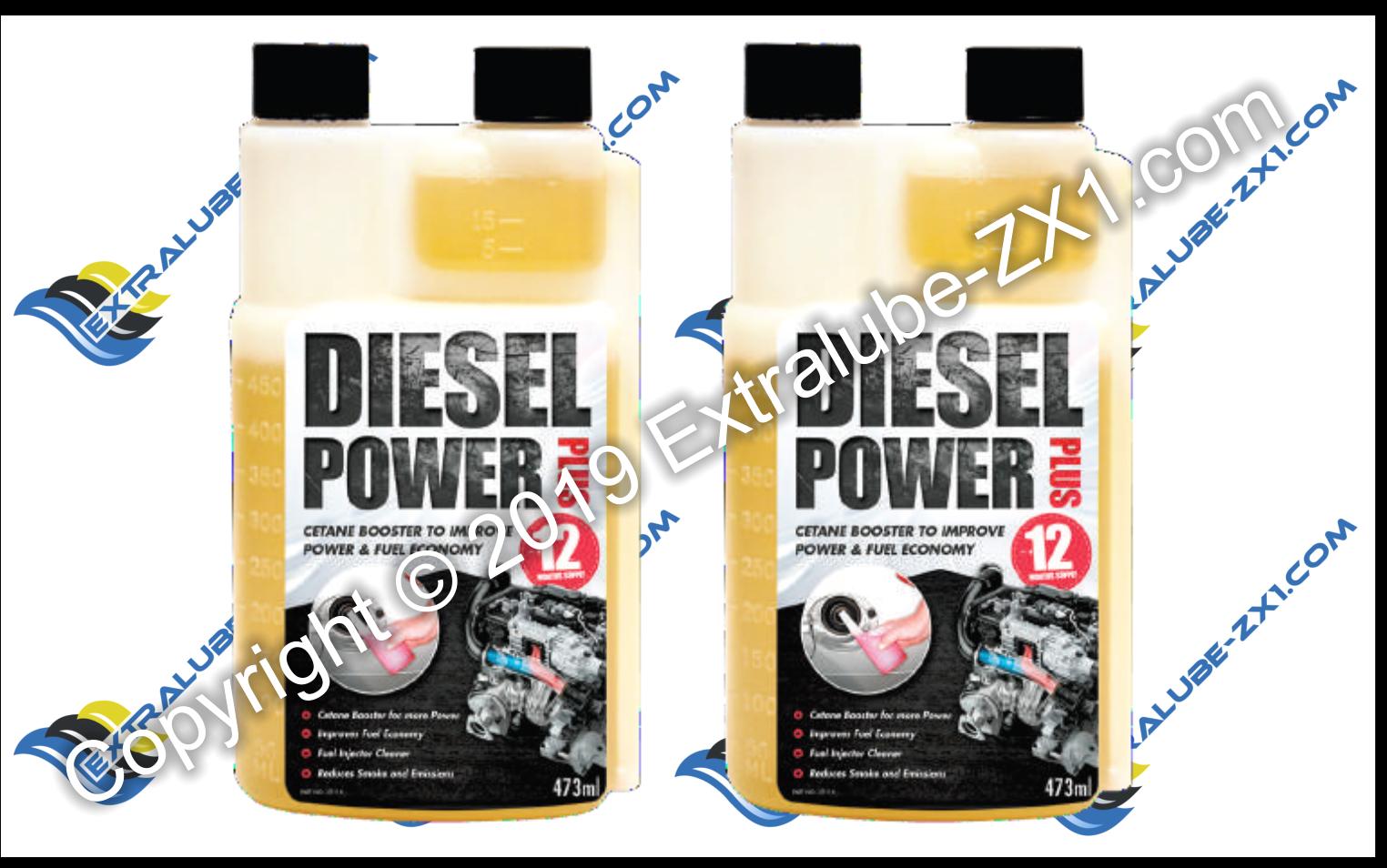 Diesel Power Plus Double Pack