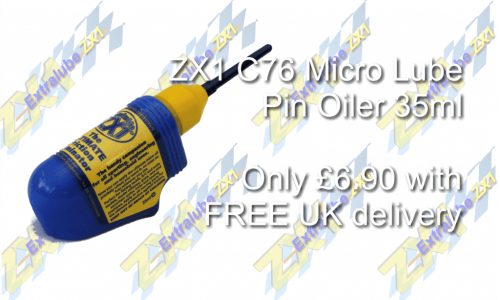 Extralube ZX1 Micro Oil Metal Treatment